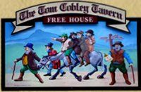 The Tom Cobley Tavern logo