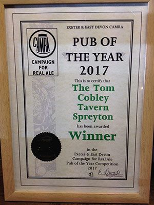 Pub of the year 2017